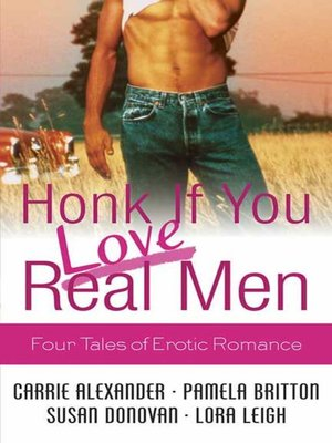 cover image of Honk If You Love Real Men