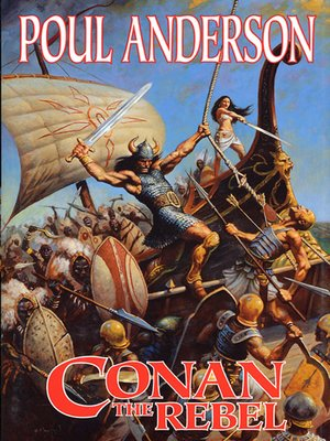 cover image of Conan the Rebel