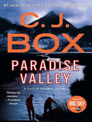cover image of Paradise Valley