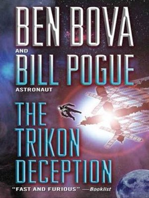 cover image of The Trikon Deception