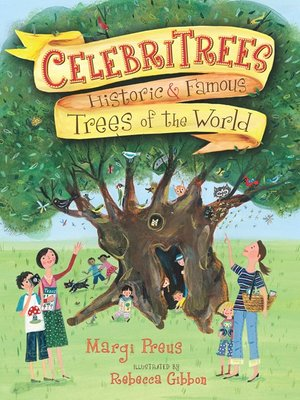 cover image of Celebritrees
