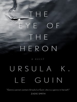 cover image of The Eye of the Heron