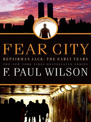 cover image of Fear City