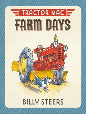 cover image of Tractor Mac Farm Days