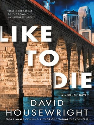 cover image of Like to Die