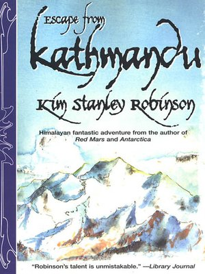 cover image of Escape From Kathmandu