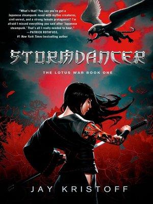 cover image of Stormdancer
