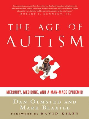 cover image of The Age of Autism