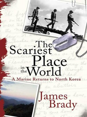 cover image of The Scariest Place in the World