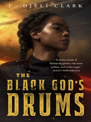 cover image of The Black God's Drums