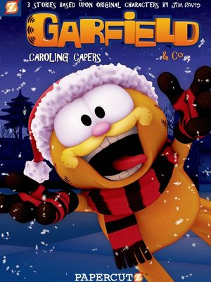 cover image of Caroling Capers