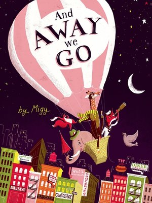 cover image of And Away We Go!