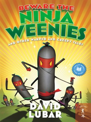 cover image of Beware the Ninja Weenies
