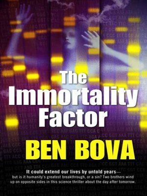 cover image of The Immortality Factor
