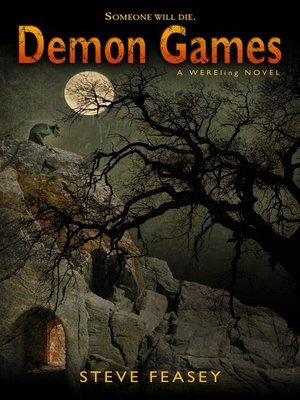 cover image of Demon Games--A Wereling Novel