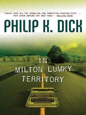 cover image of In Milton Lumky Territory