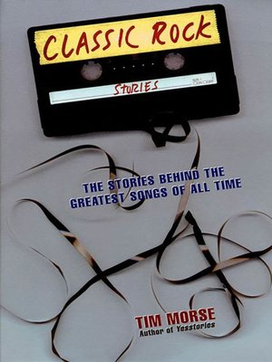 cover image of Classic Rock Stories