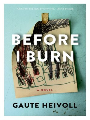 cover image of Before I Burn