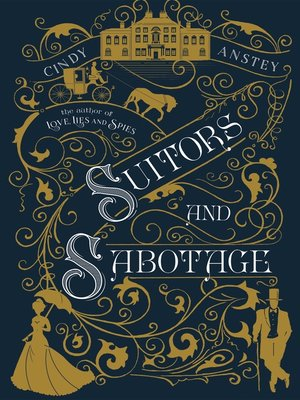 cover image of Suitors and Sabotage