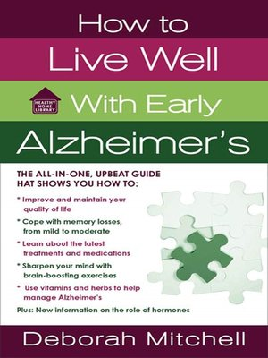 cover image of How to Live Well with Early Alzheimer's