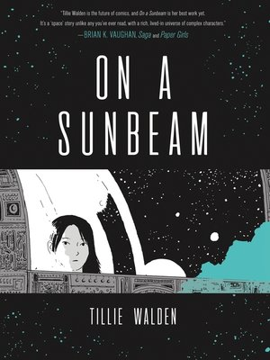 cover image of On a Sunbeam