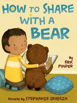 cover image of How to Share with a Bear