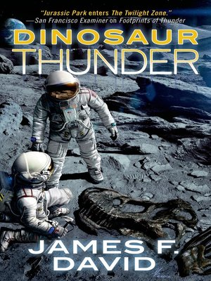 cover image of Dinosaur Thunder