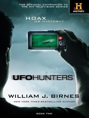 cover image of UFO Hunters, Book 2
