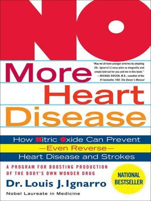 cover image of NO More Heart Disease