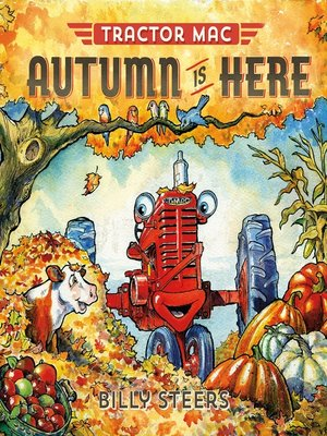 cover image of Tractor Mac: Autumn Is Here