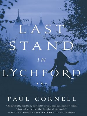 cover image of Last Stand in Lychford