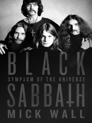 cover image of Black Sabbath--Symptom of the Universe