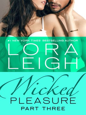 cover image of Wicked Pleasure, Part 3