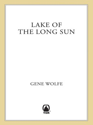 cover image of Lake of the Long Sun
