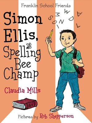 cover image of Simon Ellis, Spelling Bee Champ