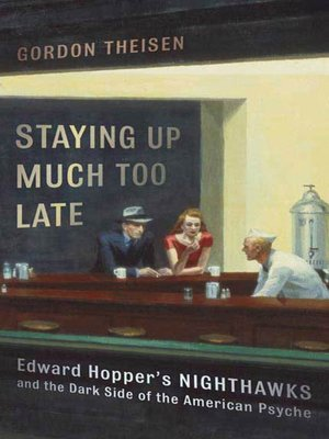 cover image of Staying Up Much Too Late