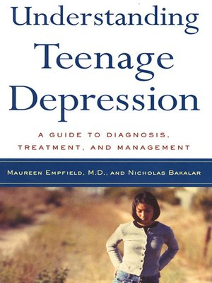 cover image of Understanding Teenage Depression