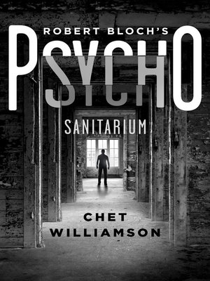 cover image of Psycho: Sanitarium