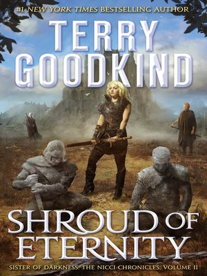 cover image of Shroud of Eternity