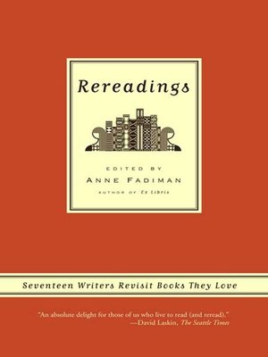 cover image of Rereadings