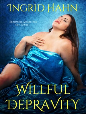 cover image of Willful Depravity