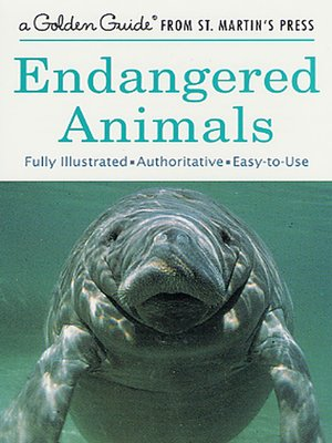 cover image of Endangered Animals