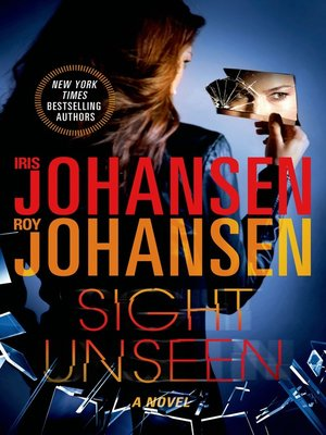 cover image of Sight Unseen--A Novel