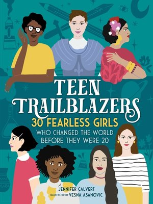cover image of Teen Trailblazers