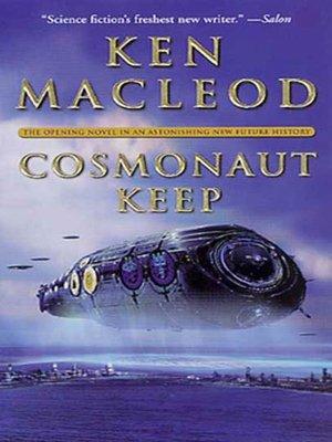 cover image of Cosmonaut Keep