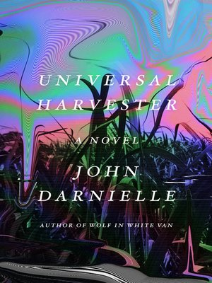 cover image of Universal Harvester