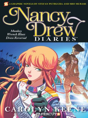 cover image of Nancy Drew Diaries #6