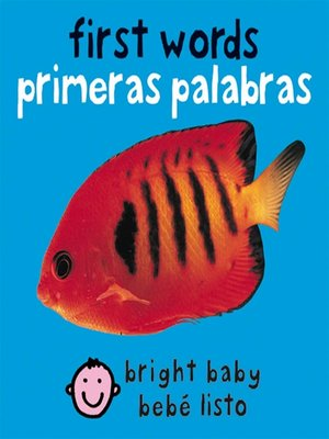 cover image of Bright Baby First Words