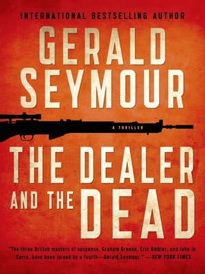 cover image of The Dealer and the Dead