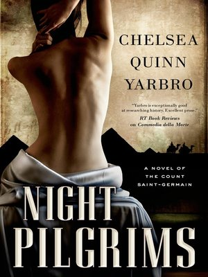 cover image of Night Pilgrims